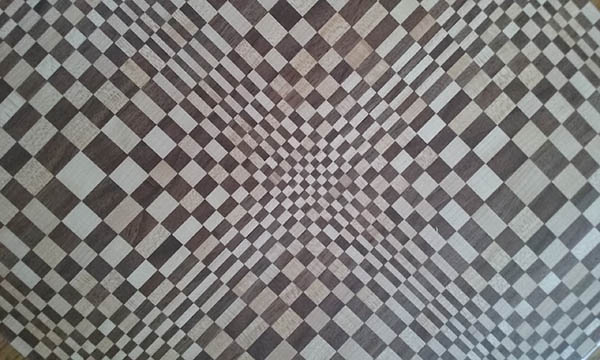 Steve Kelzer: Puzzling Out Parquetry