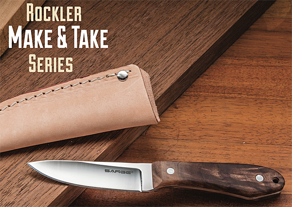 """Rockler Stores to Offer October Holiday Gift """"Make and Take"""" Classes"""