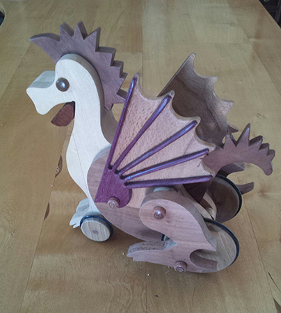 Dragon-Toy-Project