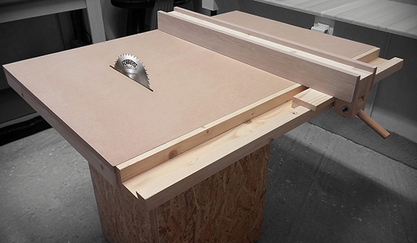 Table Saw Fence System