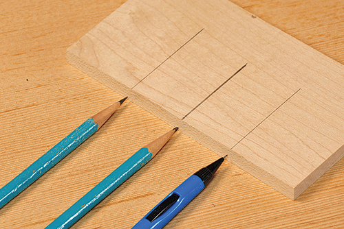 Easy Way to Remove Pencil Marks from Wood