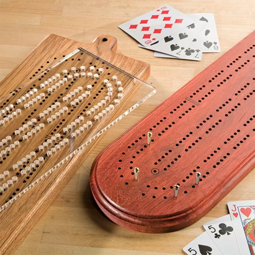 graphic relating to Printable Cribbage Board Templates named Cribbage Board Practice Template CNC Router Woodworking